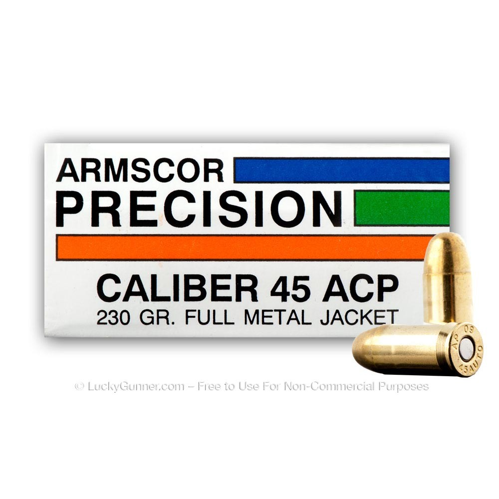 Armscor ammo review