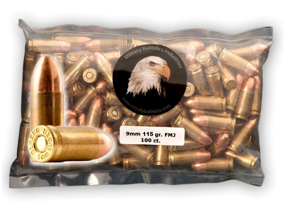 Military Ballistic Industries Ammo Review