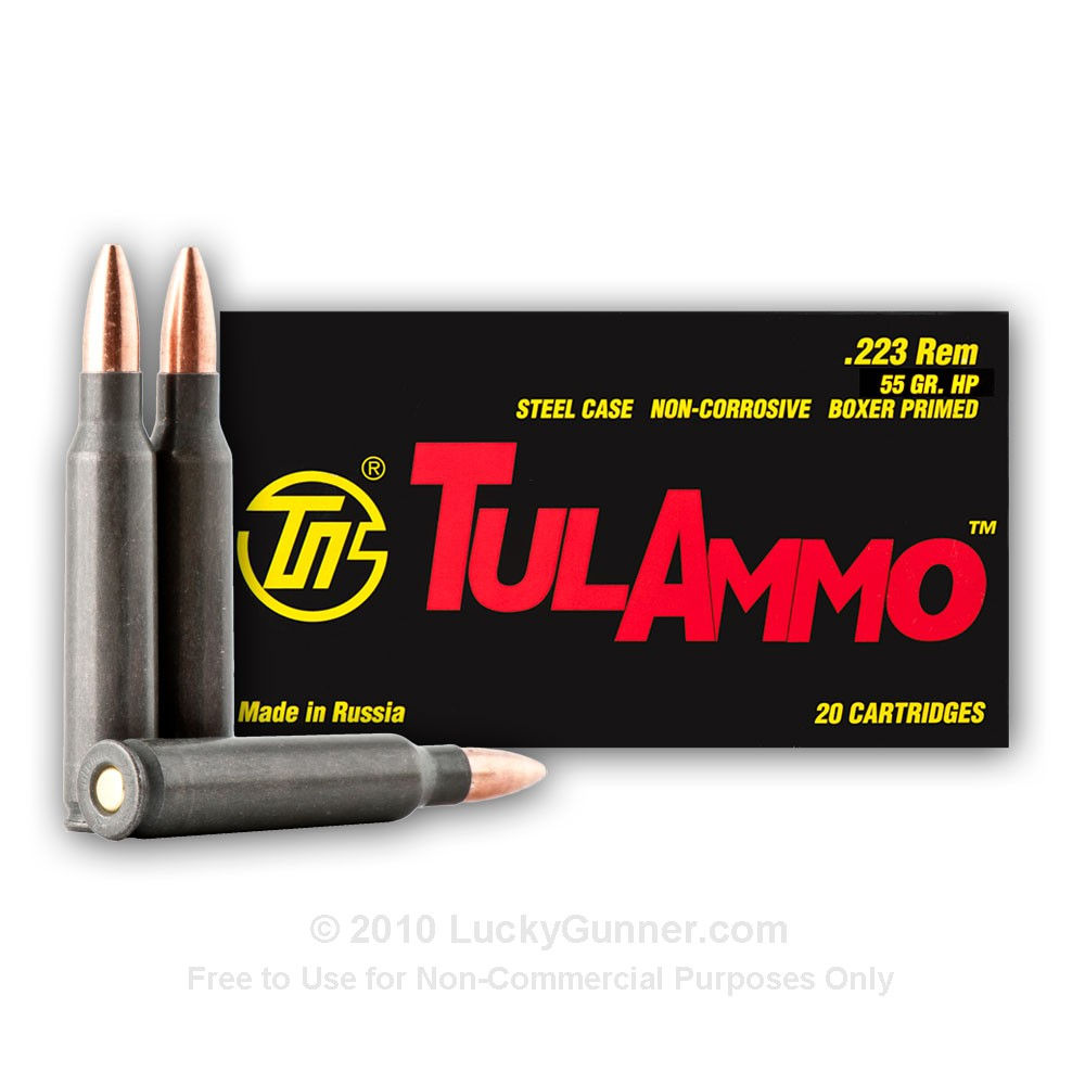 Tula Ammo Review