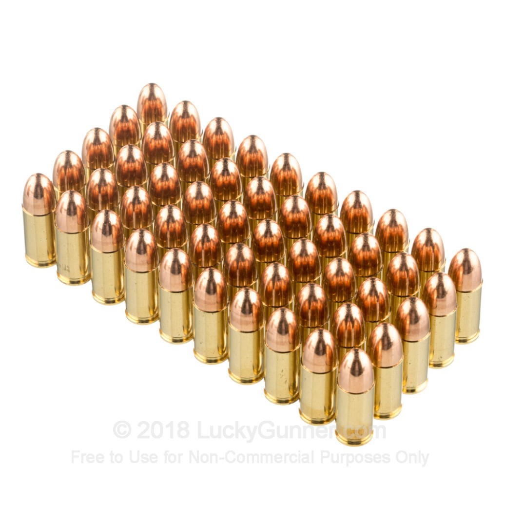 9mm - 115 Grain FMJ - PMC - Battle Pack - 900 Rounds