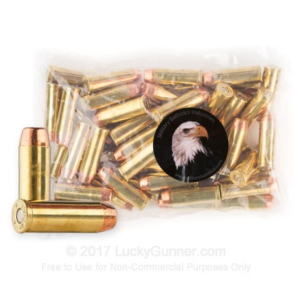 Image 1 of Military Ballistics Industries .45 Long Colt Ammo