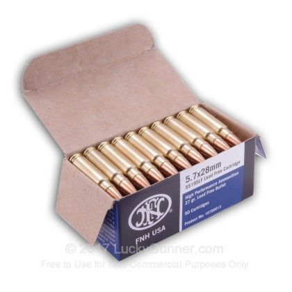 Image 3 of FN Herstal 5.7x28mm Ammo