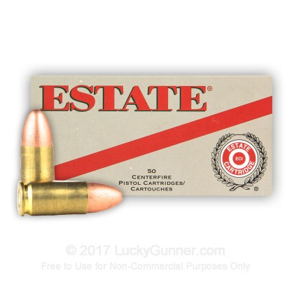 Image 2 of Estate Cartridge 9mm Luger (9x19) Ammo