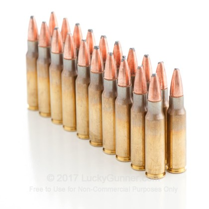 Image 8 of Federal 6.8 Remington SPC Ammo