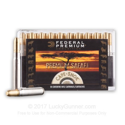Image 2 of Federal 9.3x62 Mauser Ammo