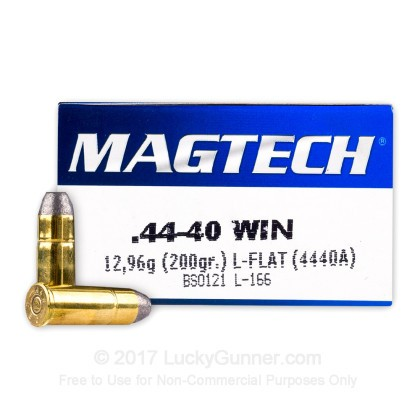 Image 1 of Magtech .44-40 WCF Ammo