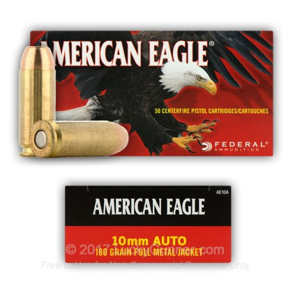 Image 8 of Federal 10mm Auto Ammo