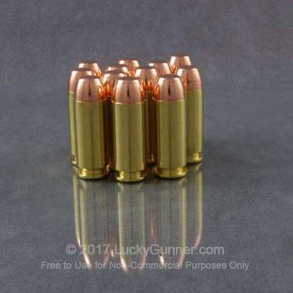 Image 4 of Military Ballistics Industries 10mm Auto Ammo