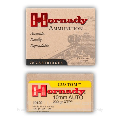 Image 9 of Hornady 10mm Auto Ammo