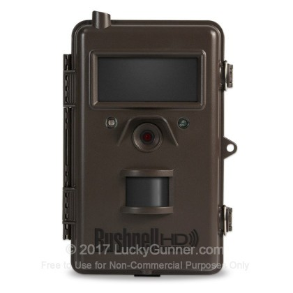 Large image of Premium Trail Camera For Sale - 8 Megapixel Bushnell Trophy Cam HD Trail Camera in Stock