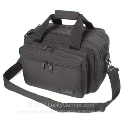 Large image of Blackhawk Sportster Deluxe Pistol Range Bag For Sale