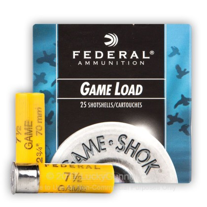 Image 7 of Federal 20 Gauge Ammo