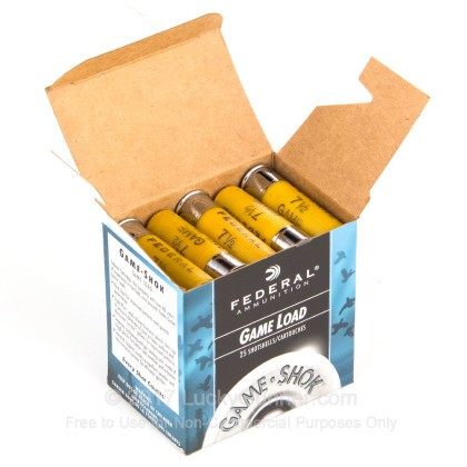 Image 9 of Federal 20 Gauge Ammo