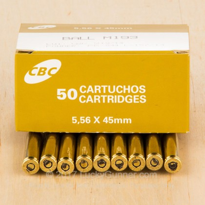 Image 8 of Magtech 5.56x45mm Ammo
