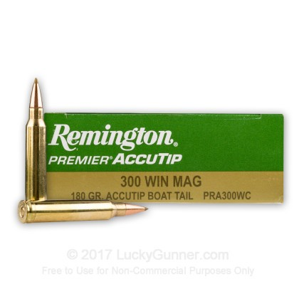Image 1 of Remington .300 Winchester Magnum Ammo