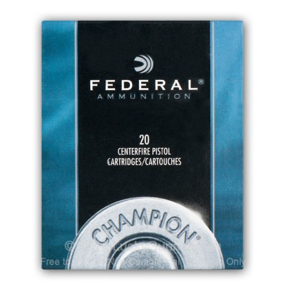Image 1 of Federal .32 (Smith & Wesson) Long Ammo