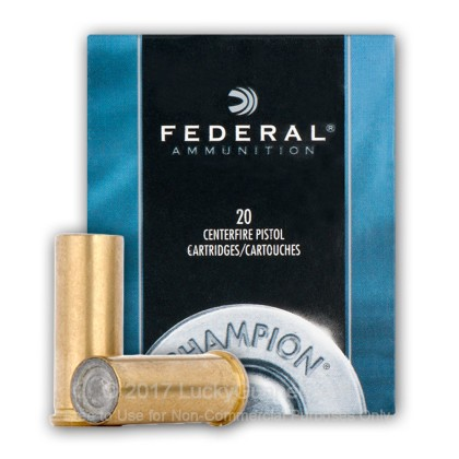 Image 2 of Federal .32 (Smith & Wesson) Long Ammo