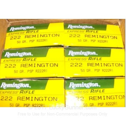 Image 2 of Remington .222 Remington Ammo