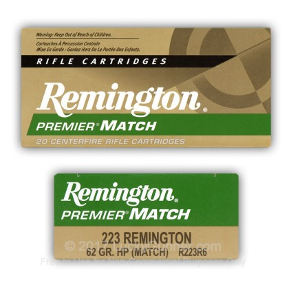 Image 7 of Remington .223 Remington Ammo