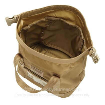 Large image of Blackhawk 50 Caliber Ammo Bag For Sale - Coyote Tan