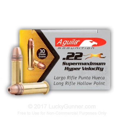 Image 3 of Aguila .22 Long Rifle (LR) Ammo