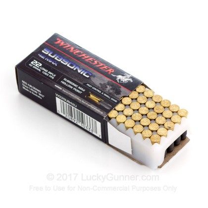 Image 3 of Winchester .22 Long Rifle (LR) Ammo