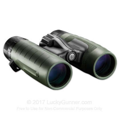 Large image of Cheap Binoculars For Sale - 8x 32mm Bushnell Trophy XLT Green Binoculars in Stock
