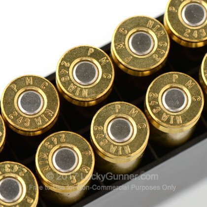 Image 10 of PMC .243 Winchester Ammo