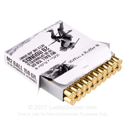 Image 3 of Sellier & Bellot .30-06 Ammo