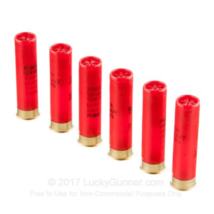 """Large image of Cheap 28 Gauge Ammo For Sale - 2 3/4"""" 3/4 oz. #9 Shot Ammunition in Stock by Fiocchi VIP Target - 25 Rounds"""