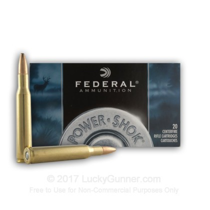 Image 3 of Federal .270 Winchester Ammo