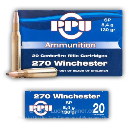 Image 15 of Prvi Partizan .270 Winchester Ammo