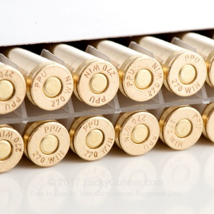 Image 17 of Prvi Partizan .270 Winchester Ammo