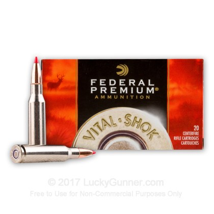 Image 2 of Federal 7mm-08 Remington Ammo
