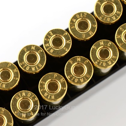 Image 9 of PMC .270 Winchester Ammo