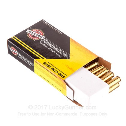 Image 3 of Black Hills Ammunition .270 Winchester Ammo