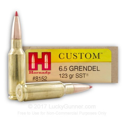 Image 1 of Hornady 6.5 Grendel Ammo