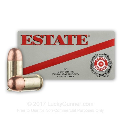 Image 2 of Estate Cartridge .380 Auto (ACP) Ammo