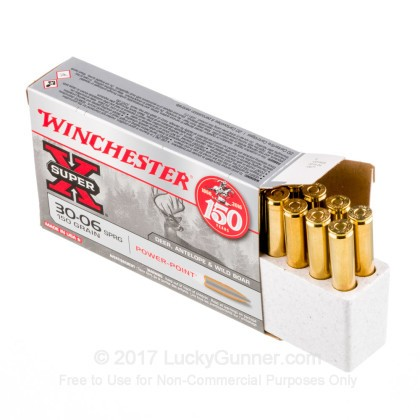 Image 3 of Winchester .30-06 Ammo