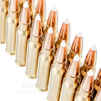 Image 5 of Nosler Ammunition .308 (7.62X51) Ammo