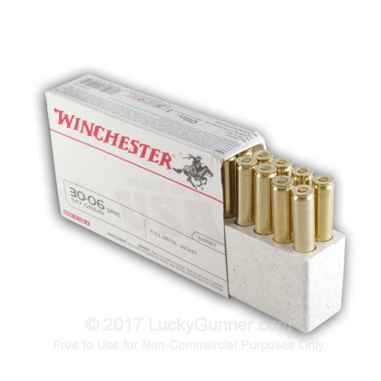 Image 6 of Winchester .30-06 Ammo
