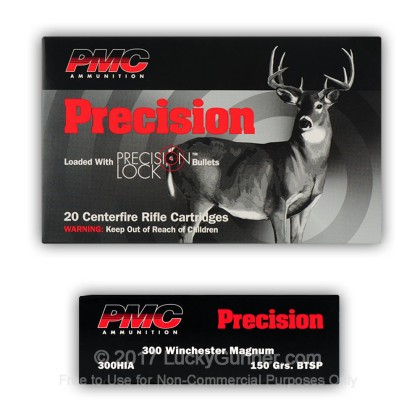 Image 10 of PMC .300 Winchester Magnum Ammo