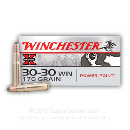 Image 9 of Winchester .30-30 Winchester Ammo