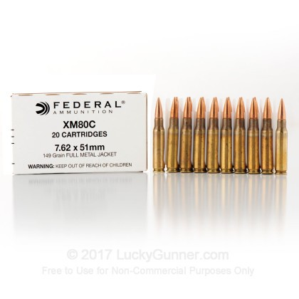 Image 8 of Federal .308 (7.62X51) Ammo