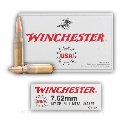 Image 14 of Winchester .308 (7.62X51) Ammo