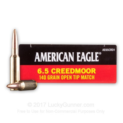 Image 1 of Federal 6.5mm Creedmoor Ammo