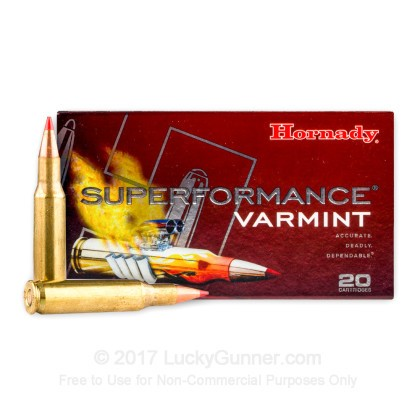 Image 2 of Hornady .222 Remington Ammo
