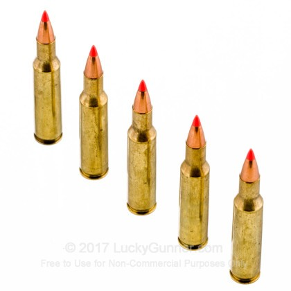 Image 4 of Hornady .222 Remington Ammo