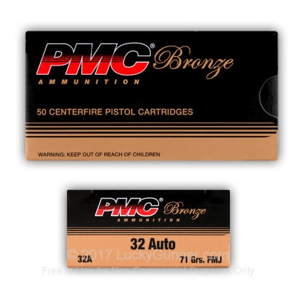 Image 2 of PMC .32 Auto (ACP) Ammo