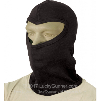Large image of Tactical Balaclava from BlackHawk For Sale Online Now! - Black